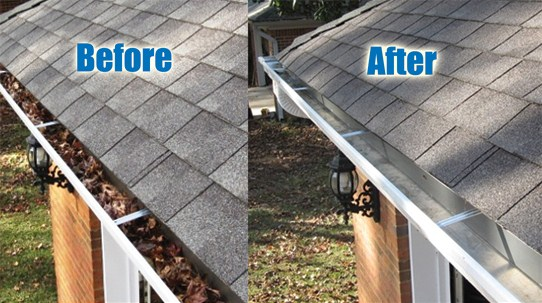 Gutter Cleaning Monmouth Ocean and Middlesex Counties