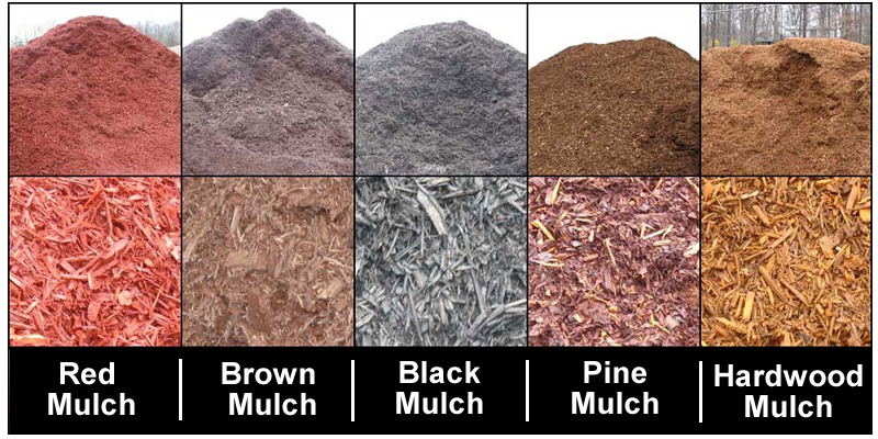 Monmouth Middlesex and Ocean Counties Mulching